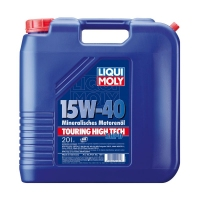 Моторное масло LIQUI MOLY Touring High Tech SHPD-Motoroil Basic 15W40, 20л